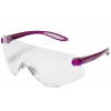 Outback Safety Eyewear - Clear Lens Hot Pink Frame
