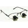 Feather Sight Loupes:  #TT3 Standard Frame - TTL (3.5x Magnification)