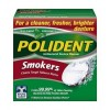 Polident Antibacterial Cleanser-Smokers